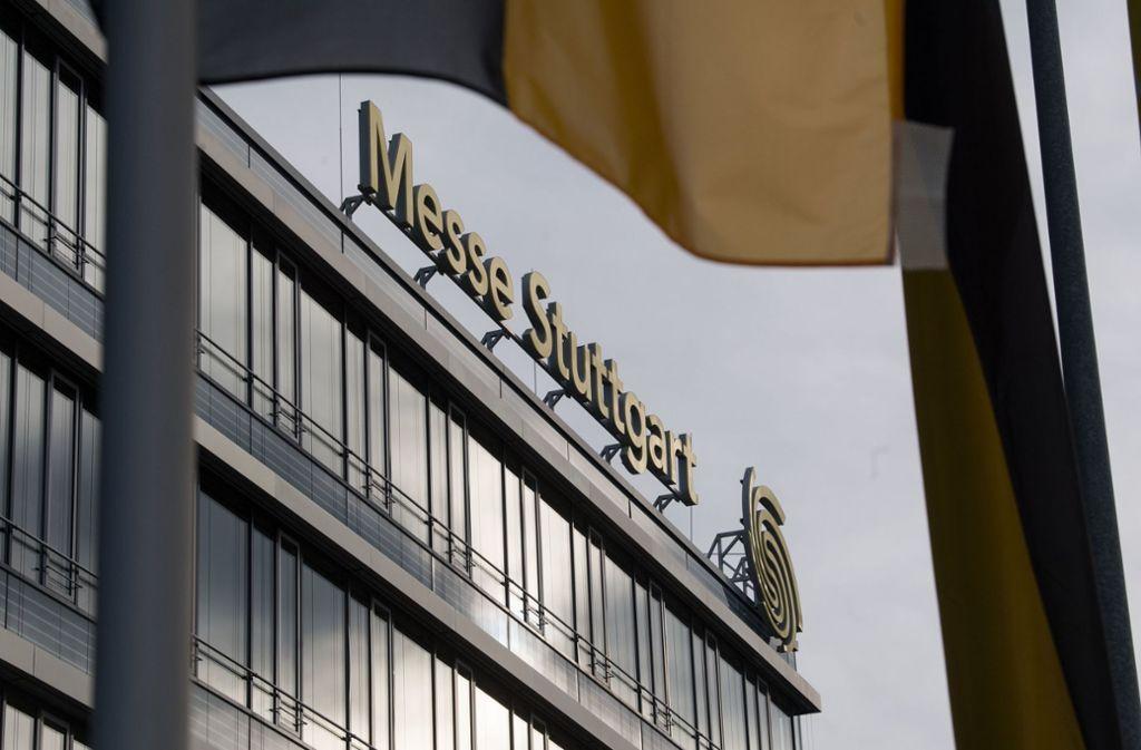 Die Messe Stuttgart hat ihren Veranstaltungskalender gut gefüllt. Foto: dpa