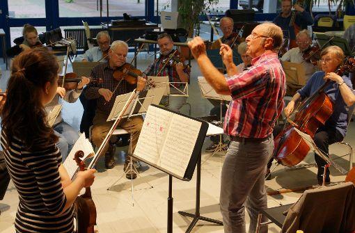 Orchestermusik im Bürgerhaus