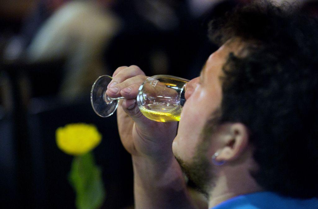 Most ist ein typisch schwäbisches Getränk. Foto: Pressefoto Horst Rudel/Archiv