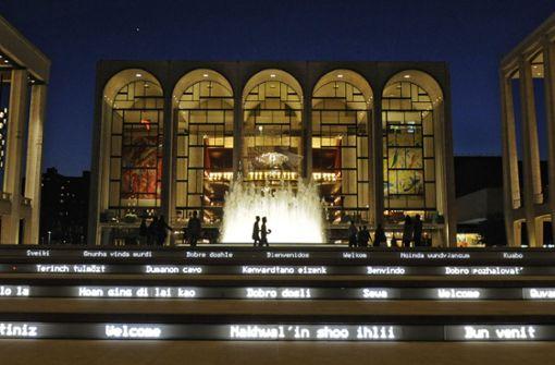 Paukenschlag: Coronavirus bremst New Yorks Oper aus