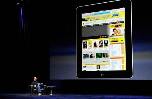Als Apple eine neue Ära einleiten wollte