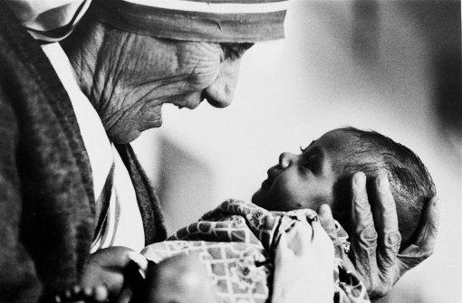 Licht und Schatten der Mutter Teresa