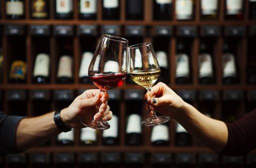 Wein richtig lagern - So gehts!
