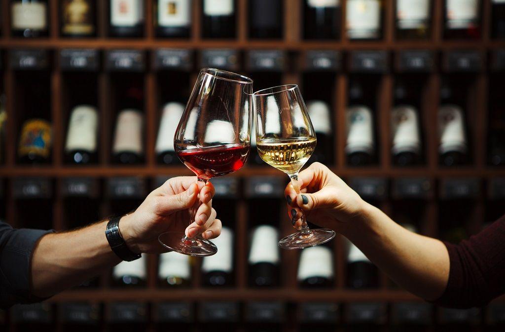 Wein richtig lagern - So gehts! Foto: il21 / Shutterstock