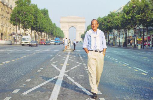 Unser Mann in Paris
