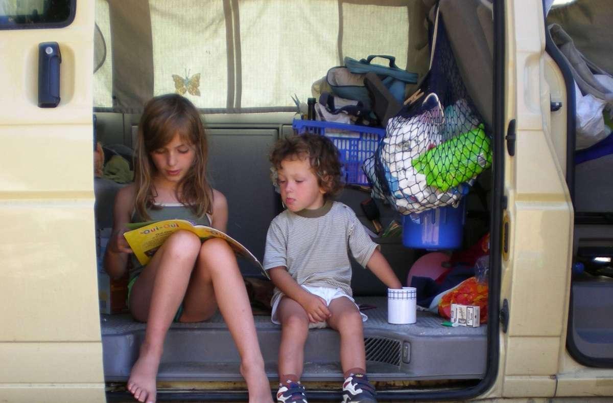 Für viele Kinder der absolute Traumurlaub: Camping. Foto: Arnaud Chochon/Imago