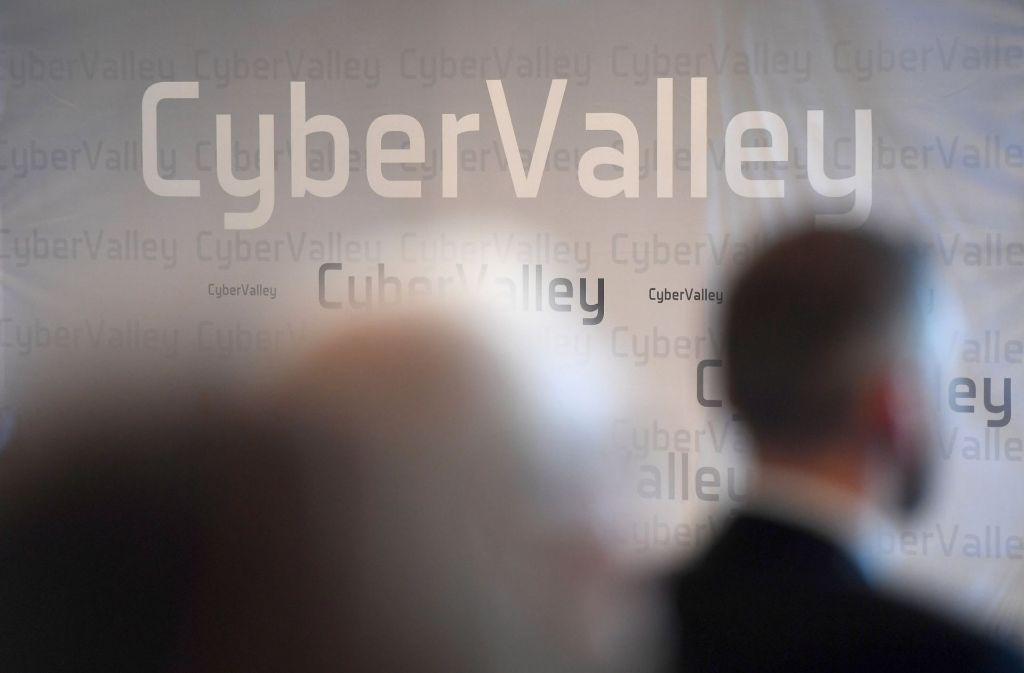 """Baden-Württemberg soll beim Thema Künstliche Intelligenz zum """"Cyber Valley"""" werden. Foto: dpa"""