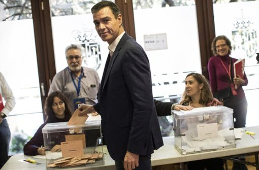 Spanien bleibt unregierbar