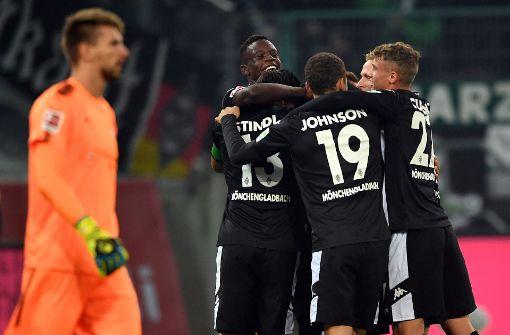 Niederlage in Mönchengladbach: Alles wie immer
