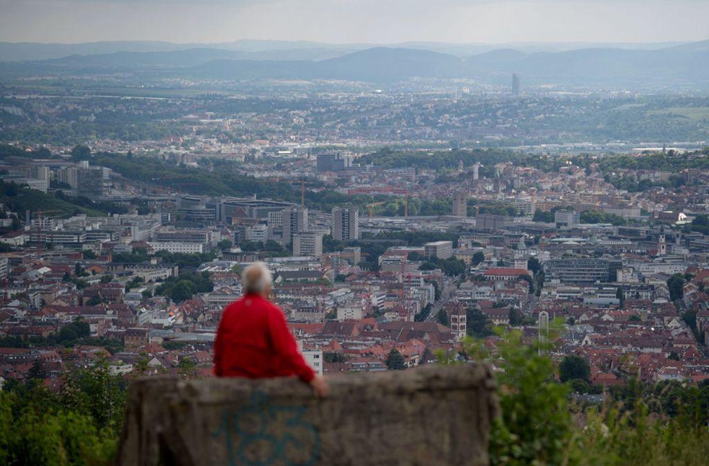 Die Stuttgarter konnten ihre Wünsche für den Bürgerhaushalt einreichen. Foto: dpa