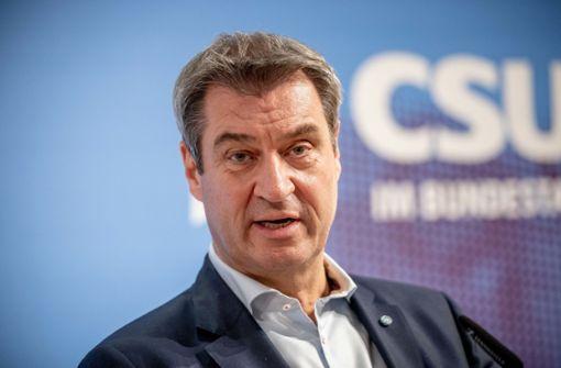 Söder rechnet  Scholz die besten Chancen auf Kanzlerschaft aus