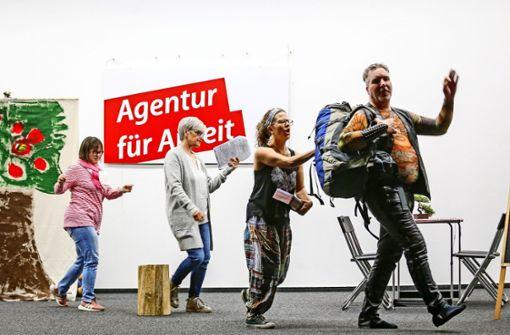 Die Leonberger Stadtmusikanten