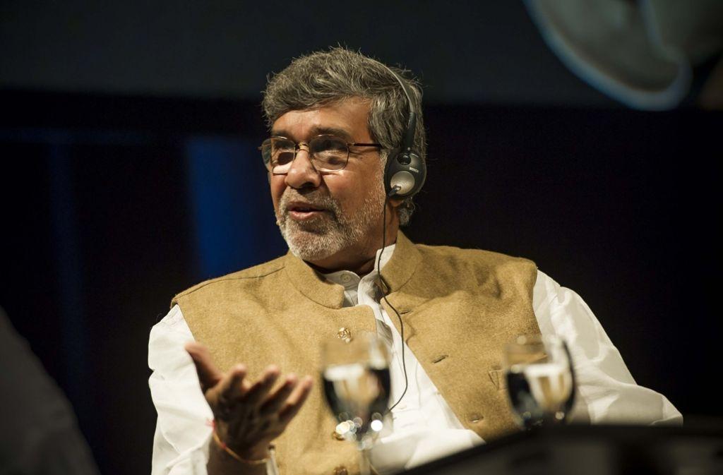 Satyarthi hat im Herbst  das Publikum in Stuttgart begeistert. Foto: Lg/Kovalenko