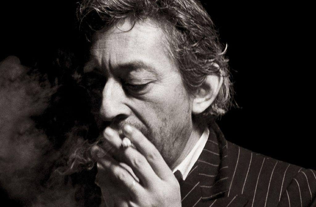 Rauchte einst bis zu fünf Schachtel Zigaretten pro Tag: Serge Gainsbourg Foto: