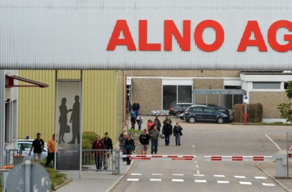 Alno kämpft seit dem Börsengang 1995 mit Problemen. Foto: dpa