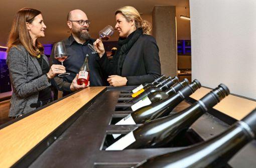 Neue Vinothek soll Touristen anlocken