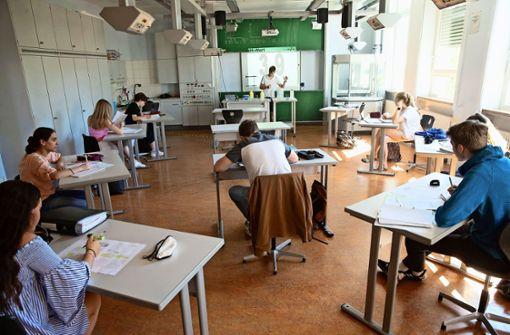 Gymnasium befindet sich im  Pandemiemodus
