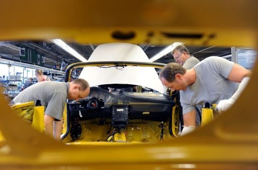 Porsche-Produktion bald im Ausland?