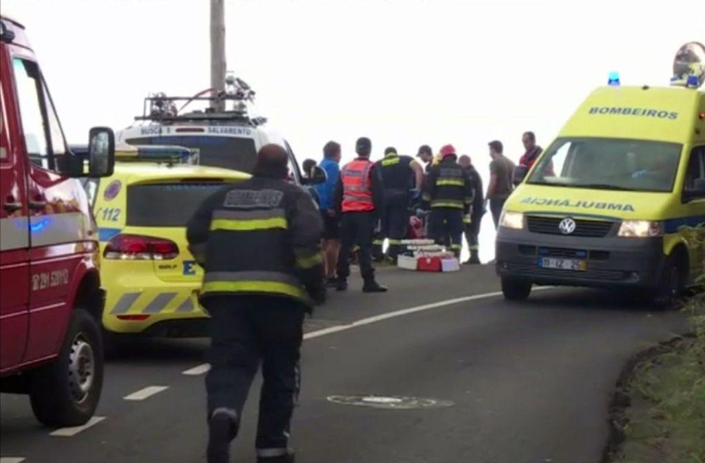 Mindestens 29 Menschen sollen unter den Opfern sein. Foto: TVI