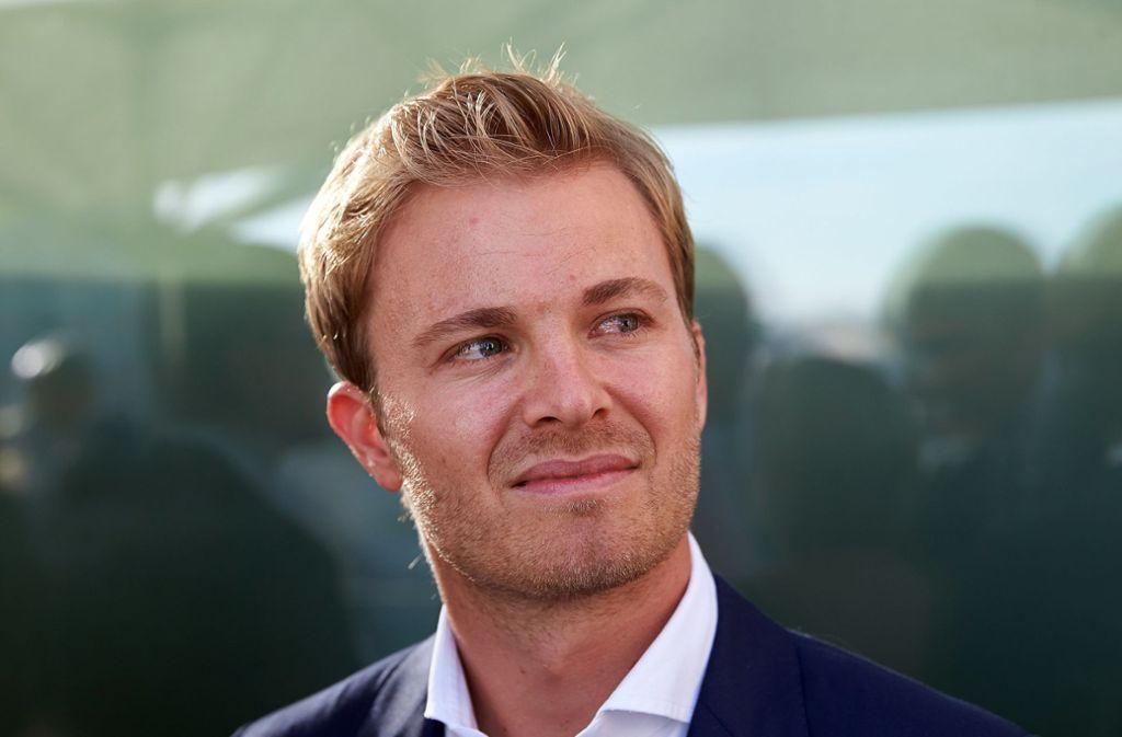 """Nico Rosberg sattelt um: Er wird der neue Investor in der Vox-Sendung """"Die Höhle der Löwen"""". Foto: dpa/Thomas Frey"""