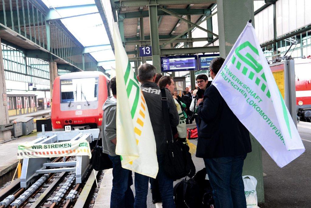 Streik S Bahn Stuttgart