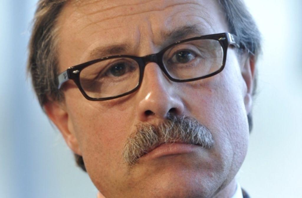 Gernot Rehrl ist als Nachfolger von Christian Lorenz im Gespräch. Foto: dapd