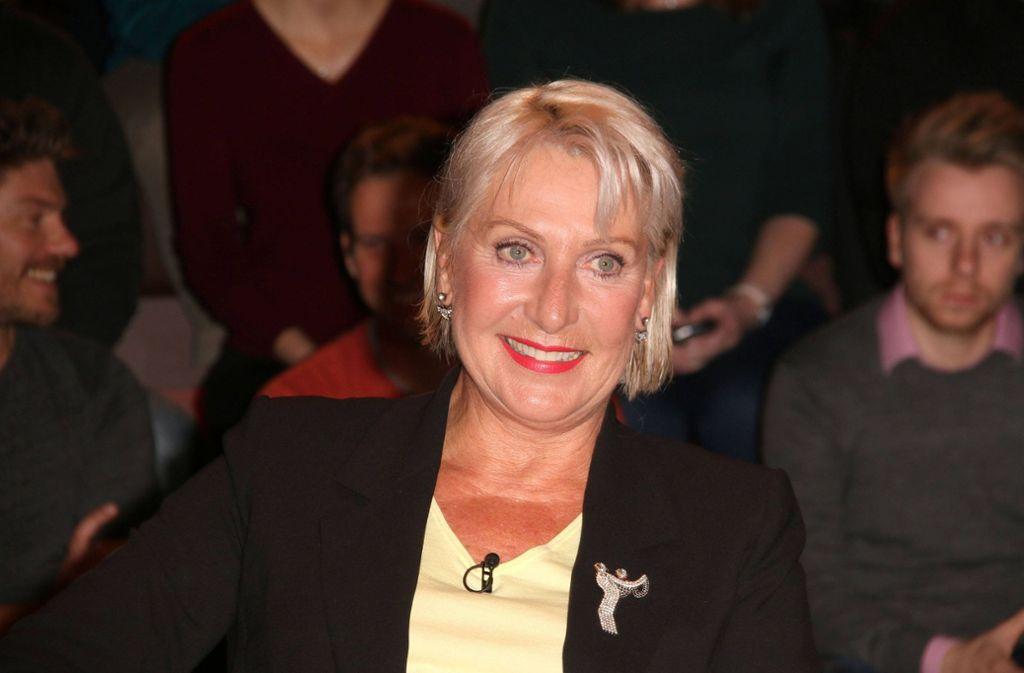 Sabine Zimmermann ist im Alter von 68 Jahren gestorben. Foto: imago/APress/imago stock&people
