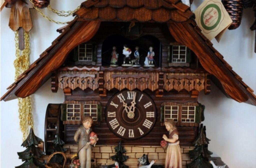 Kuckucksuhren gehören zu den typischen Klischees über Baden-Württemberg. Höchste Zeit, einige andere Dinge zur Sprache zu bringen, denn  das Land hat mehr zu bieten. Foto: dpa