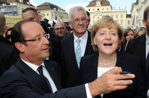 Wir bilden das Herz Europas