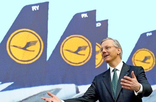 Die Lufthansa muss einen neuen Chef suchen