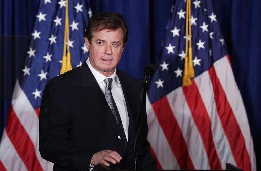 FBI durchsucht Wohnsitz von Paul Manafort