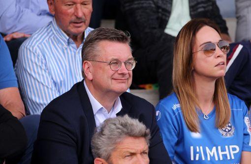"""""""Wir brauchen eine Frauenquote im Fußball"""""""