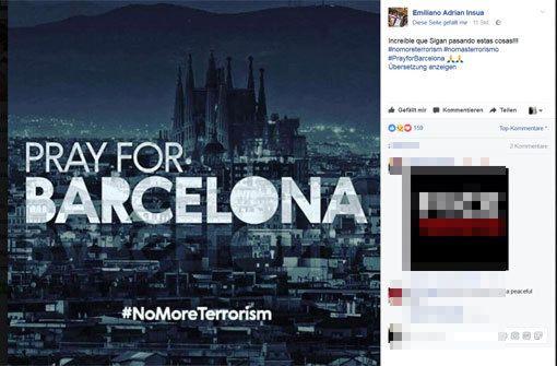 """Reaktionen auf Barcelona: """"Es fühlt sich scheiße an"""""""