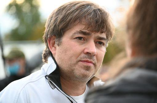 """""""Querdenken""""-Gründer will aus Bewegung keine Partei machen"""