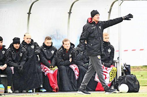 Warum die Regionalliga die ideale Plattform für die U21 ist