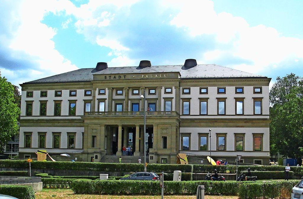"""Im  Stadt Palais hat sich vor kurzem der Verein """"Arbeitsgemeinschaft Stadtgeschichte Stuttgart"""" gegründet. Foto: Susanne Müller-Baji"""