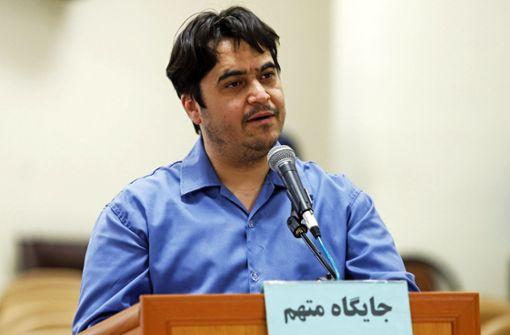 Iran lässt kritischen Journalisten hinrichten