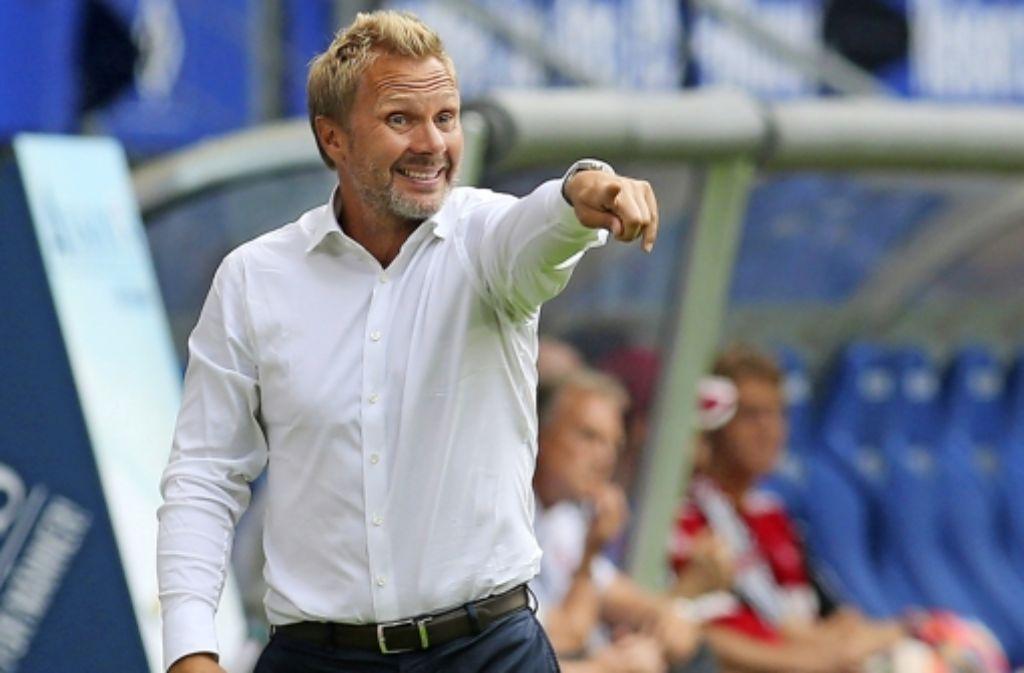 Thorsten Fink ist bereit für den Job in Hannover. Foto: dpa