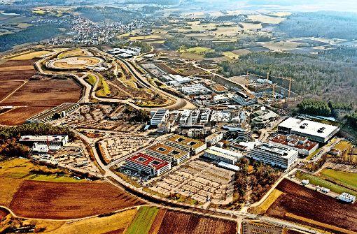 Region stimmt der Porsche-Erweiterung zu