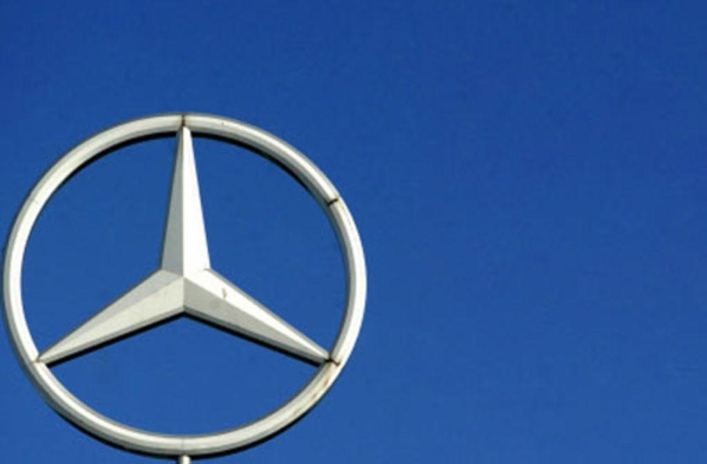 Daimler plant offenbar einen neuen Kompaktwagen. Foto: dpa