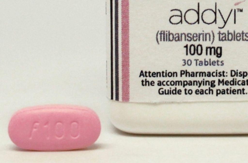 Die Frauen-Lustpille Addyi ist seit etwa sechs Monaten in den USA erhältlich. Foto: dpa