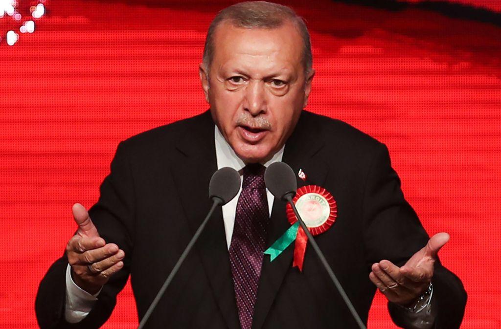 Das Nato-Mitglied Türkei hat sowohl den Atomwaffensperrvertrag als auch den Kernwaffenteststopp-Vertrag ratifiziert. Foto: AFP