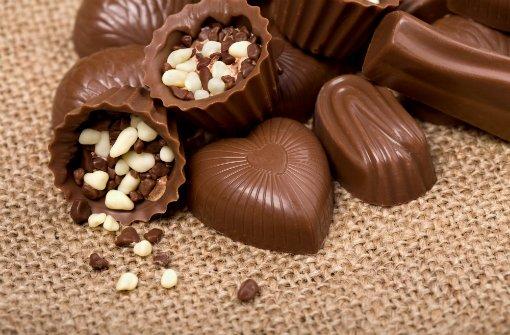 Schokoladenhohlkörper
