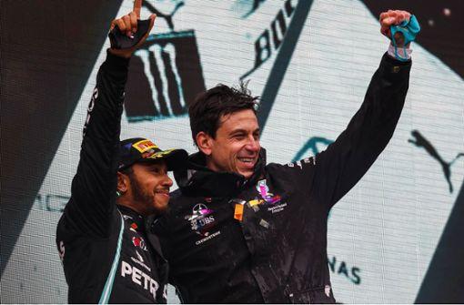 Lewis Hamilton und Mercedes: Vernunftehe in der Pandemie