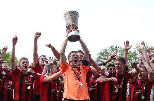 WFV-Pokal beim Feiern auf Mallorca geklaut