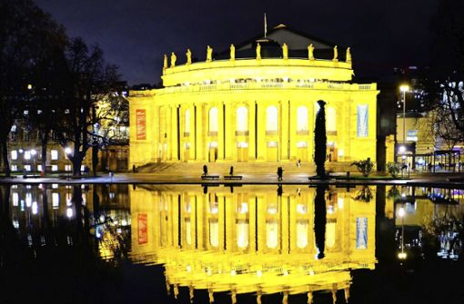 Widerstand im Landtag gegen Stuttgarter Opernsanierung