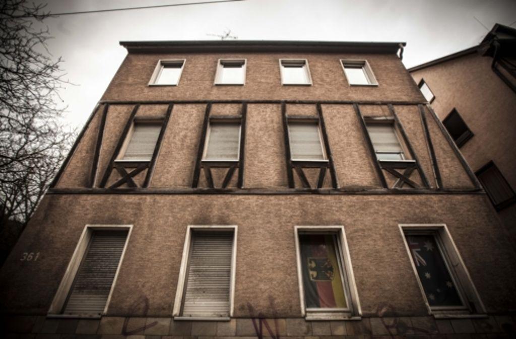 Die Eigentümergemeinschaft will das Haus Böblinger Straße 361 abreißen und neu bauen. Seit sechs Jahren dauert der Rechtstreit. Foto: Lichtgut/Leif Piechowski