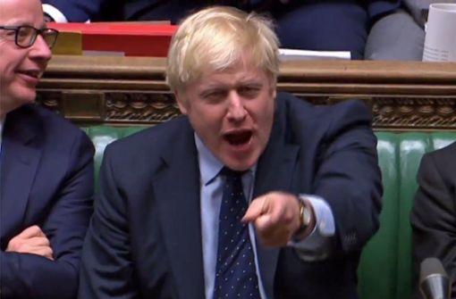 No-Deal-Gegner fügen Johnson empfindliche Niederlage zu