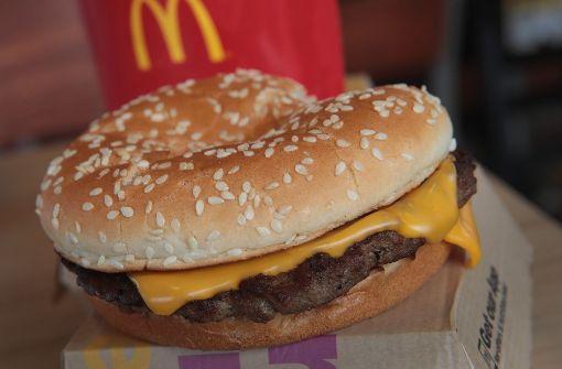 McDonald's spürt den Hauch des Kalten Krieges