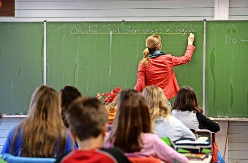 Stuttgarter Eltern  protestieren gegen  Unterrichtsausfall